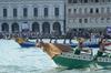 Историческая регата морских республик: в 2015 году победу празднует Венеция