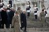 День объединения Италии: президент Республики возложил лавровый венок на Алтарь