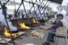 В Кунео все готово к открытию Национальной ярмарки каштанов