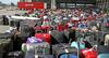 Хаос в римском аэропорту Фьюмичино