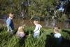 Четыре «спорные» сестренки пока остаются в австралийском Брисбене