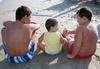 Итальянские дети толстеют