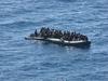 На южных берегах Италии продолжают высаживаться нелегальные иммигранты