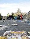 Власти Рима потратили на беатификацию Иоанна Павла II около 4,6 миллионов евро