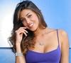 Известная в Италии модель Белен Родригес ждет ребенка?