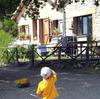 Четырехлетний ребенок отправился в самостоятельное путешествие по Милану