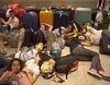 В Италии снова закрыты аэропорты Севера страны и отменены рейсы из-за вулканичес