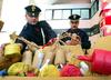 Итальянская полиция начала активную борьбу с нелегальными петардами и фейерверка