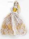 Романтическое платье для Барби стало лучшим в конкурсе юных стилистов