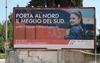 Новая реклама железнодорожного перевозчика Ferrovie dello Stato вызвала всплеск