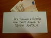 В Ареццо потерянный подарок в 2000 евро вернулся к своему владельцу