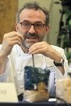 """Шеф-повар Массимо Боттура из ресторана Модены """"Osteria Francescana"""" занял второе"""