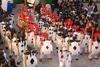 Приближается начало самого древнего карнавала в Италии