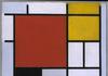 В Риме состоится выставка голландца Пита Мондриан, одного из основоположников аб