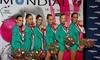 Итальянки завоевали золото на ЧМ по художественной гимнастике в многоборье, опер