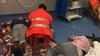В провинции Неаполя пациентов больницы разместили прямо на полу из-за отсутствия