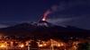 Этна продолжает активно извергаться: возможны задержки и отмены рейсов в аэропор