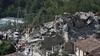 Городок Пескара-дель-Тронто, пострадавший от землетрясения, постепенно исчезает