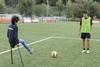 В Италии появилась национальная сборная по футболу среди одноногих