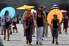 На Италию наступает африканская жара