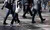 В Италии растет количество пешеходов
