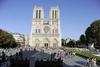 Колокола из Собора Парижской Богоматери переедут в Италию
