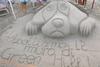 В Алассио прошел конкурс на лучшую скульптуру из песка
