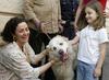 В провинции Мессины собака спасла жизнь соседу по дому