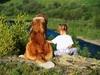 У большой собаки должен быть большой хозяин
