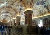 Музеи Ватикана - самый посещаемый музей Италии.