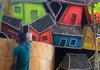 Город Бари раскрасят уличные художники