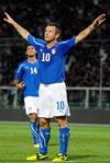 Италия одержала уверенную победу над сборной Северной Ирландии в рамках отборочн