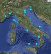 В Италии составлена карта, уведомляющая о присутствии медуз