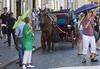 Лошади, возящие туристов по Риму, будут отдыхать в самые жаркие дни