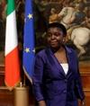 Новый министр по делам интеграции Италии Сесиль Кьенге намерена защищать права и