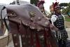 Римские центурионы оказали сопротивление полиции