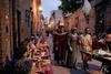 Средневековый ужин с мессером Джованни в Чертальдо Альто