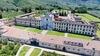 Горный массив Монте Пизано и бывший картезианский монастырь Чертоза-ди-Пиза избр