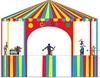 В Риме даст представление самый маленький цирк