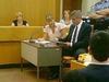 Джордж Клуни в миланском суде дал не только показания, но и устроил настоящий сп