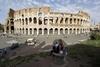Вокруг Колизея поставят защитное ограждение