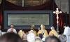 В Соборе Сан-Джованни в Турине представлена на всеобщее обозрение туринская плащ