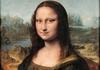 На знаменитом портрете «Мона Лиза» итальянского художника Леонардо да Винчи изоб