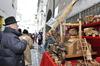 В Аосте все готово к началу знаменитой ярмарки ремесленников Sant'Orso