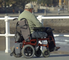 В Турине инвалид-колясочник задержал вора