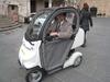 Миланские почтальоны пересаживаются на квадроциклы
