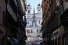 Испанская лестница: большинство итальянцев поддерживают решение властей запретит
