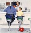 Выставки: Норман Роквелл, американская мечта в 100 авторских работах