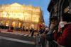 забастовка в театре Ла Скала