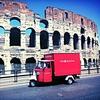 Вкус в стиле ретро: в Риме состоится фестиваль фургончиков уличной итальянской е